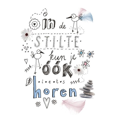 In-de-stilte-illustratie