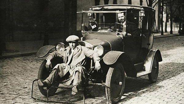 11 «πρωτοποριακές» εφευρέσεις του παρελθόντος Όχημα με καλάθι για επιβάτες