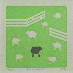 Black Sheep by Emma Lee Cheng