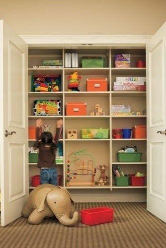 Organizador de juguetes jugueteros pinterest - Organizador de juguetes ...