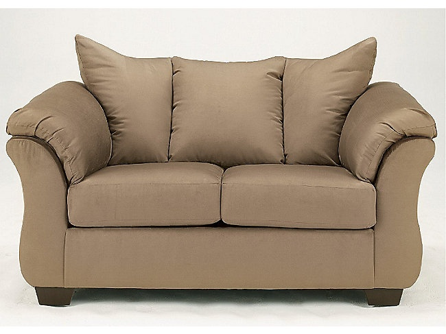 """Almath Loveseat """"Mocha"""", but i would rather have it be sage color"""