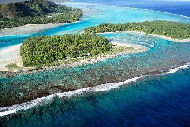 Napospart Tahiti (Francia Polinézia)