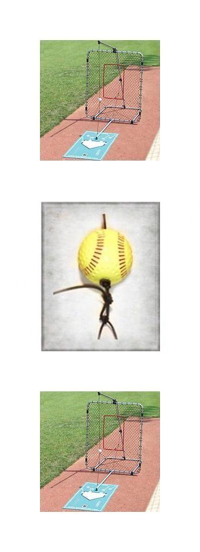 Other Baseball Training Aids 181332: Swingaway Titan Elite Softball Or Baseball Practice Hitting Station -> BUY IT NOW ONLY: $175 on eBay!