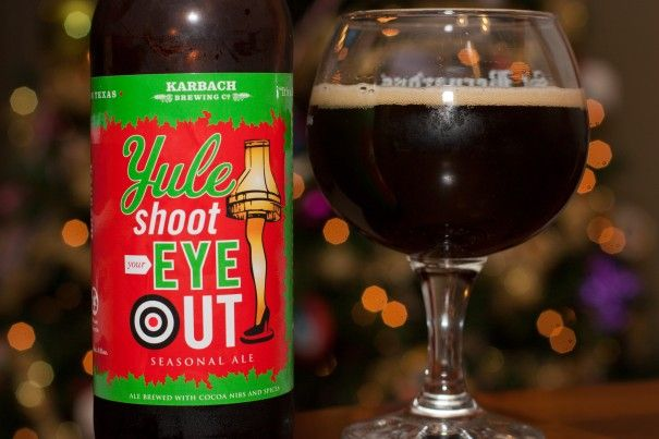 bière yule shoot eyes - Recherche Google