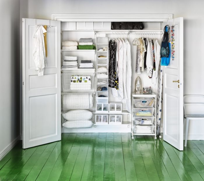 Wood Closet Systems Ikea Woodworking Projects Plans