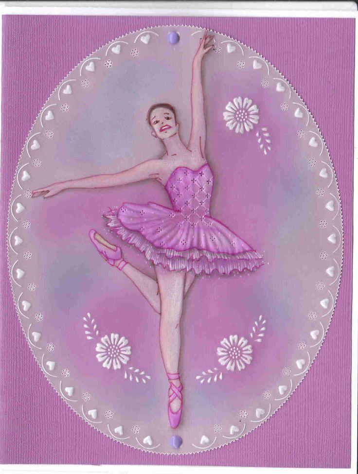 четыре квиллинг открытки гимнастика балерины помогали