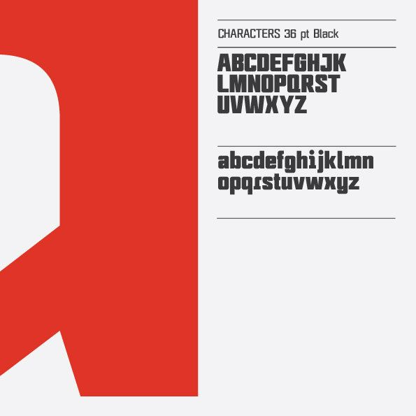 Tabia Typeface on Typography Served