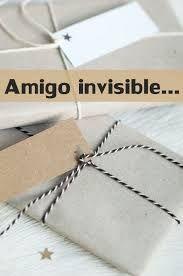 Resultado de imagen para amigo invisible pistas originales