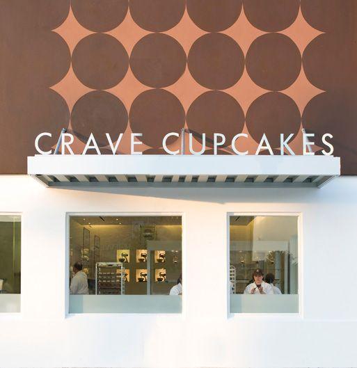 Crave Cupcakes, Houston