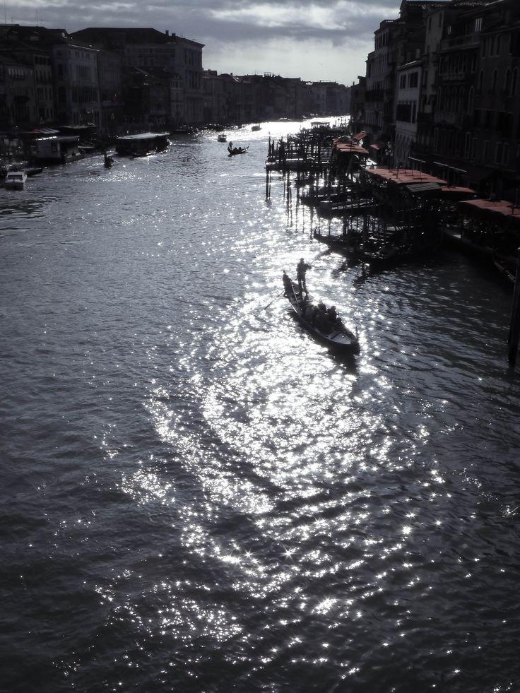 Venice sunset by Lidia, Leszek Derda on 500px