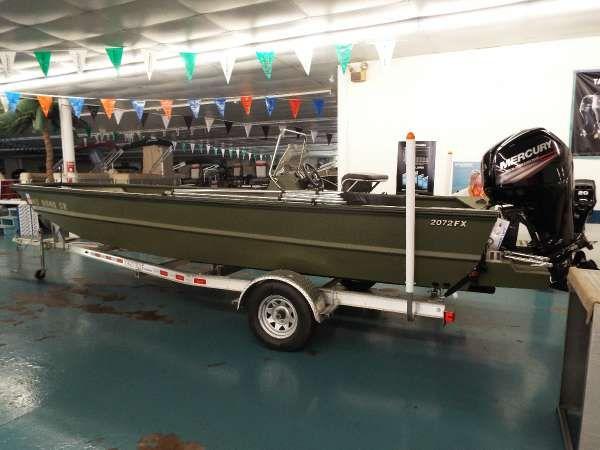 2015 SeaArk 2072 FX - Big Bee Boats and RV