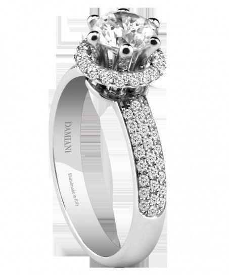 anelli di fidanzamento solitario damiani - Cerca con Google