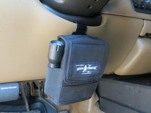 Concealed Vehicle Mount Holster Conceal Carry
