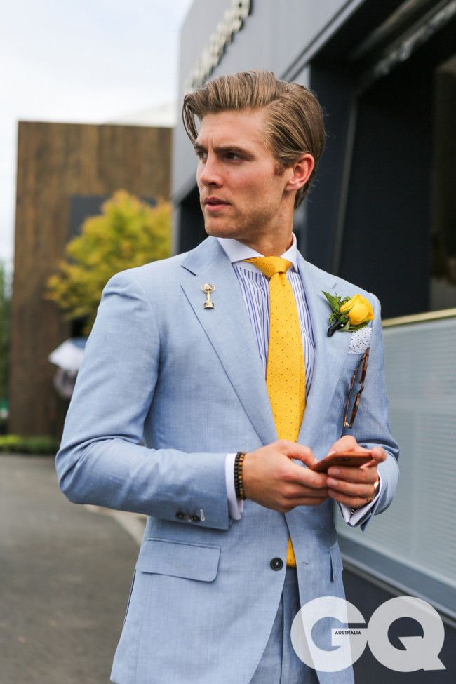 The Best Spring Racing Style From The Melbourne Cup 2016
