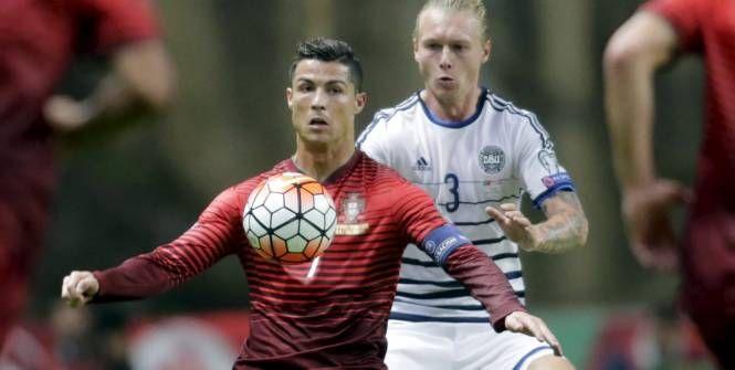 Grâce à son succès face au Danemark (1-0), le Portugal s'est qualifié pour l'Euro 2016.