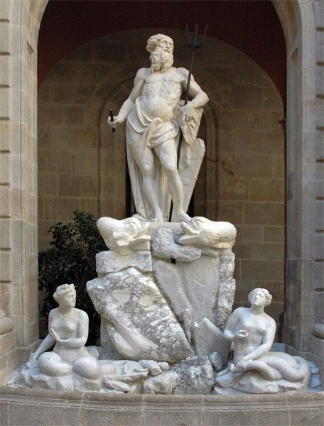 Llotja Neptu - Neptune (mythology) - Wikipedia