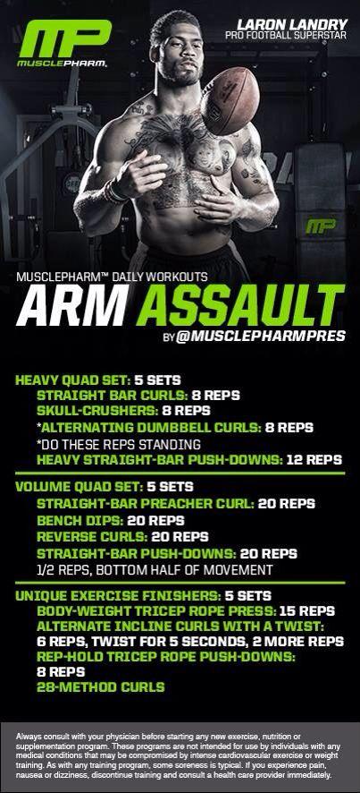 Arm Assault