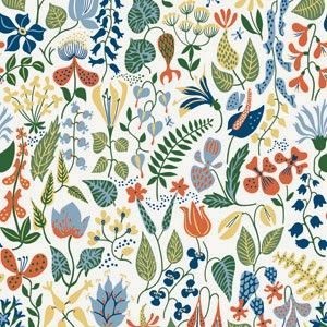 Boråstapeter Herbarium Wallpaper