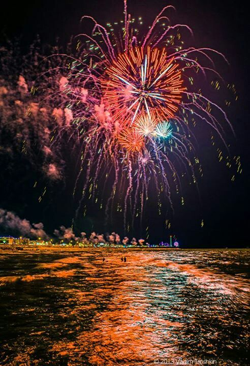 july 4th galveston
