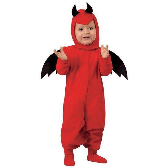 Duivel pak baby's en peuters #duivel #duivelpak #baby #peuter