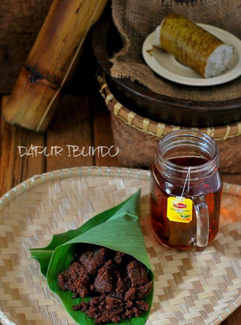Rendang Asli Minang (an authentic Minangkabau/Padang rendang recipe)