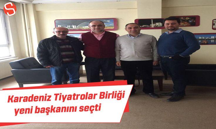 Karadeniz Tiyatrolar Birliğinde koltuk değişimi #karadeniztiyatrolarbirliği #başkan #yönetimkurulu