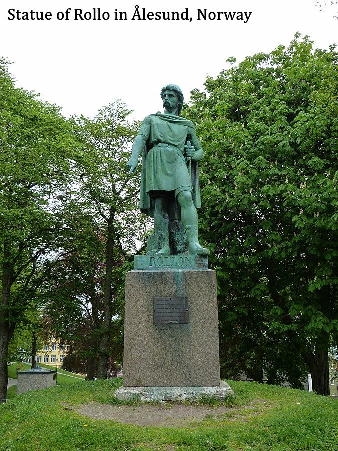 Rollo Of Norway In 2020 Statue Viking History Norway