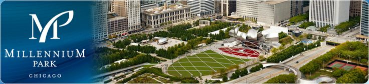 What's there to do in Millennium Park? Here's the answer.....