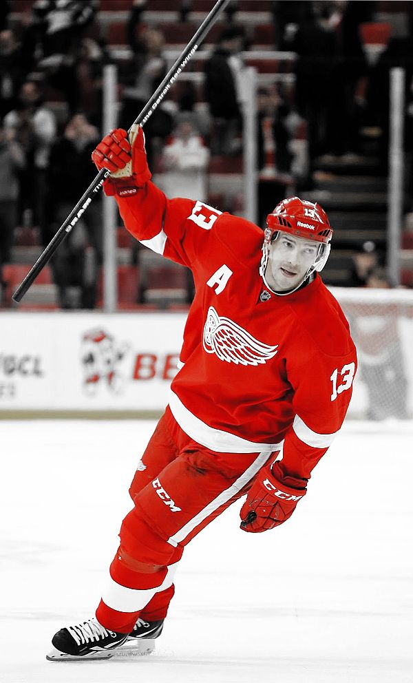 Detroit Red Wings: Mr Magic. Pavel Datsyuk