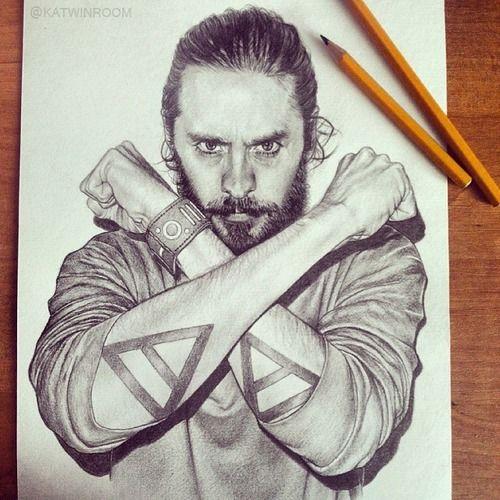 Nice drawing by Kat Winroom. Source: http://katwinroom.tumblr.com/ #ECHELON