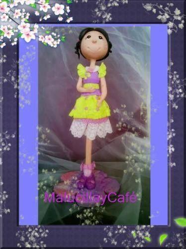 mi primera muñeca alta, inspirada en los trabajos de Geraldine Gabasa