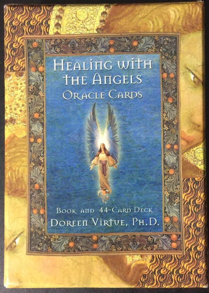 28 Best Doreen Virtue Angel Cards Images On Pinterest