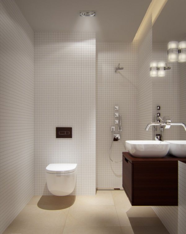 Simple Ideas for Decorating a Small Bathroom - AzGathering ...