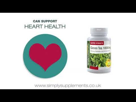 Green Tea | Simply Supplements