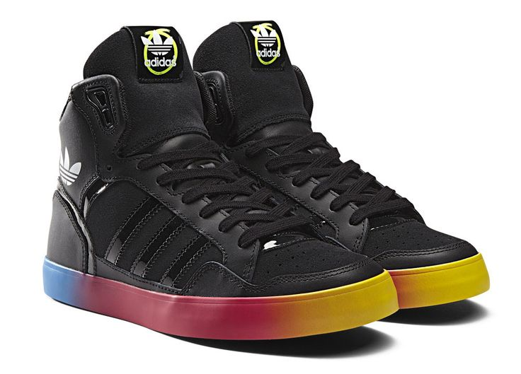 Rita Ora x adidas Originals EXTABALL 'Colourblock'