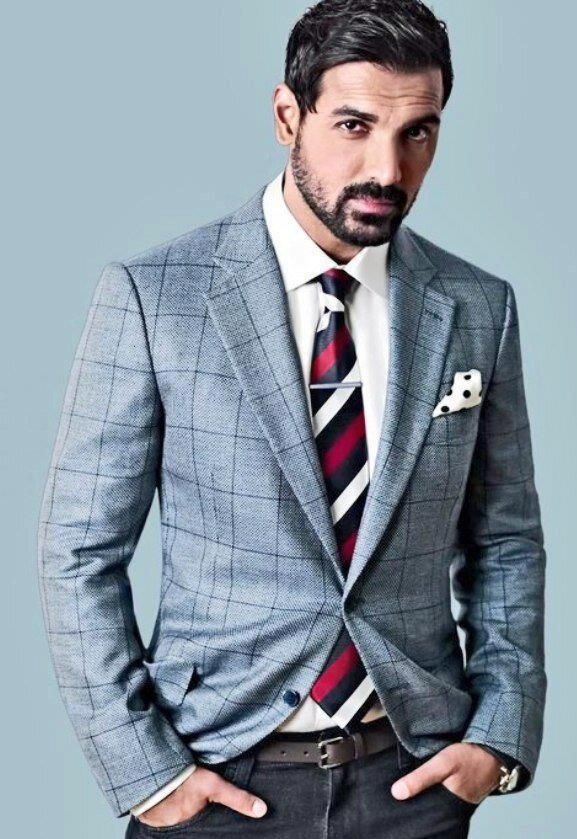 Desi Indian Bollywood Actor John Abraham - John Abraham Bollywood Actor (b.17 Dec 1972) is an Indian film actor, producer and former model. - ♥ Rhea Khan