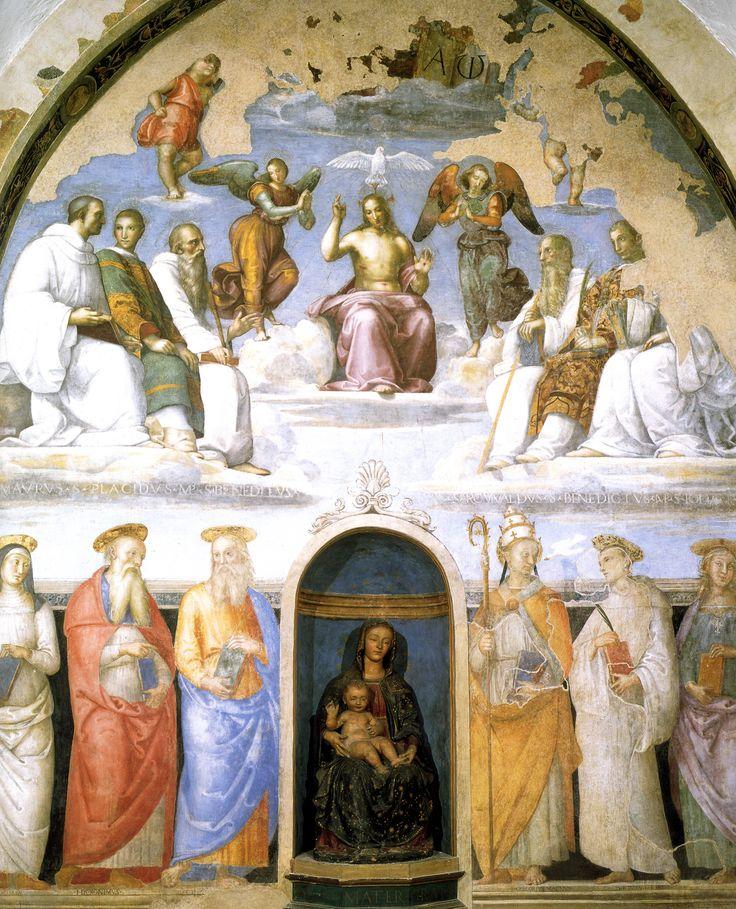 Cappella di San Severo, Perugia (PG)