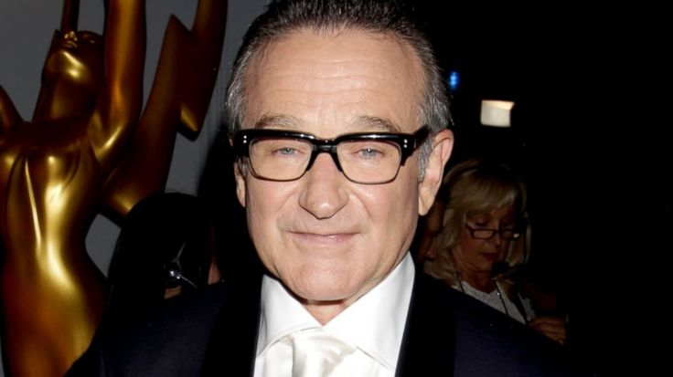 PHOTO: Robin Williams at the 65th Primetime Emmy Awards in Los Angeles, Sept. 22, 2013.