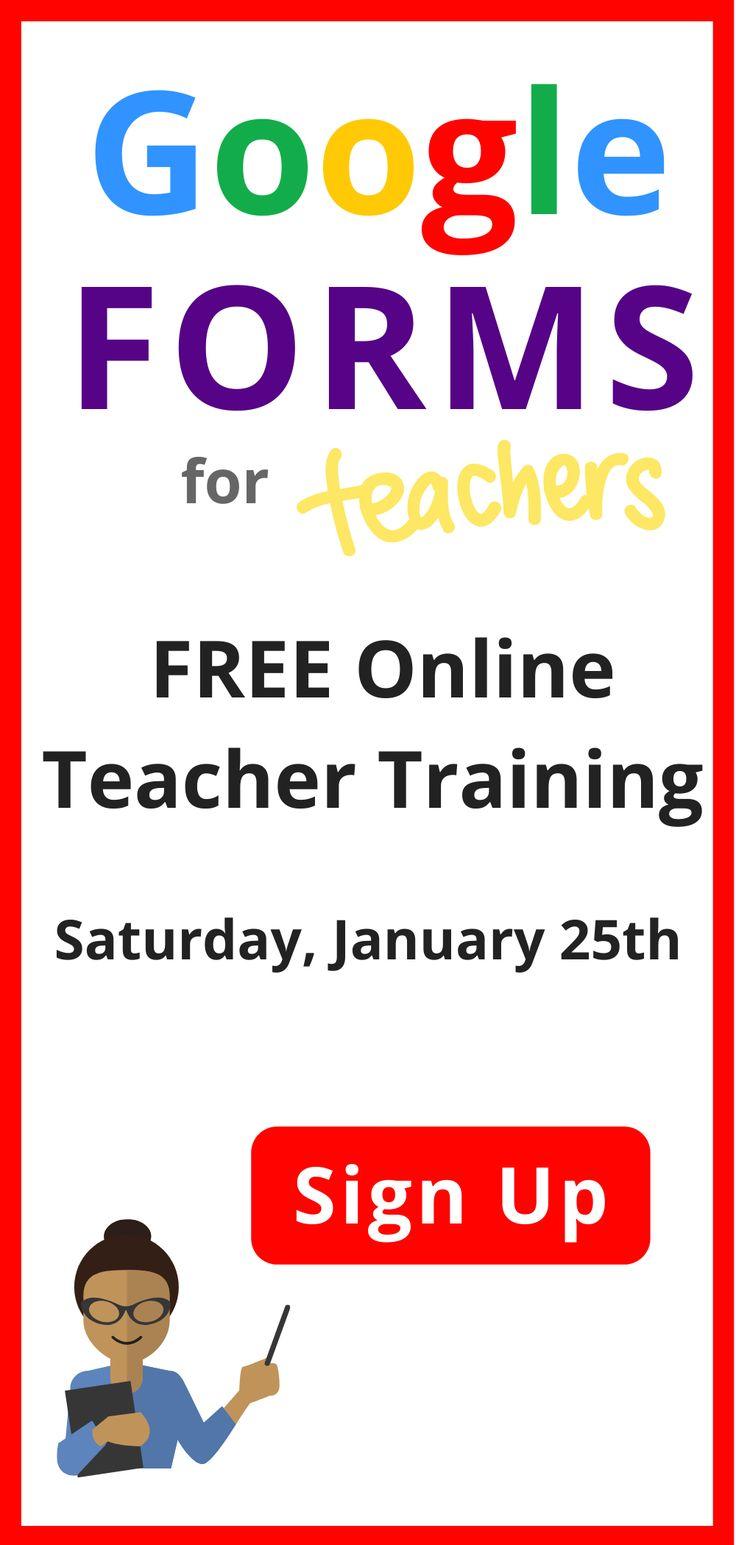 Free Teachers Training onLine in 2020 Online teachers