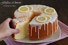 Fluffosa al limone | CuciniAmo con Chicca