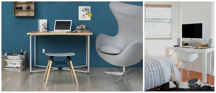 Metalowe, drewniane czy plastikowe ? Jakie krzesło wybieracie do biurka ?
