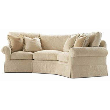 Century Home Elegance (LTD5100 2) Brett Wedge Sofa