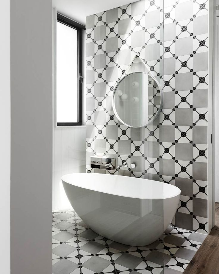 61 best TILES - Geometric images on Pinterest | Decorative tile ...