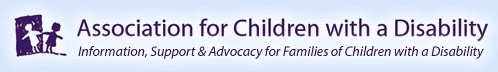 An organisation, run by parents, that provides information, support and advocacy for families who have a child or young adult with a disability or developmental delay across Victoria. Visit their website or phone (03) 9818 2000.