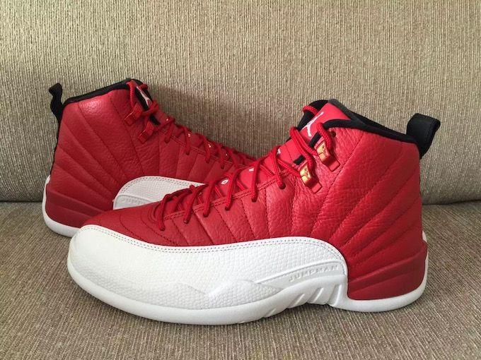 Air Jordan 12 Red White Black Release Date Air Jordans Jordans