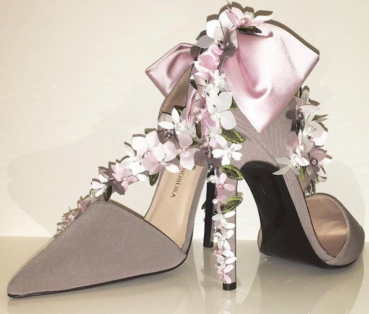 These Fl Georges Hobeika Couture Heels Would Make The Perfect Statement Bridal Shoes