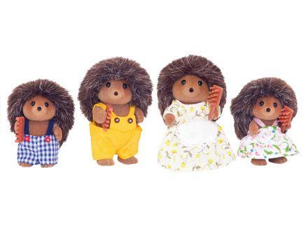 Hedgehog Family|Sylvanian Families