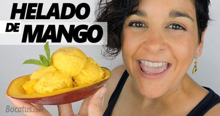 Helado de mango (fácil y cremoso) | Alexey.es   – Recetas de fruta