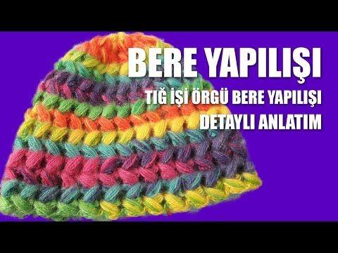FISTIKLI BERE YAPIMI. - YouTube