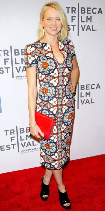 Love this Alexander McQueen dress on Naomi Watts!